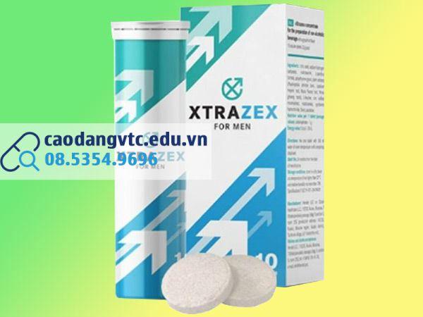 Viên sủi Xtrazex - giải pháp hữu hiệu cho cánh mày râu yếu sinh lý