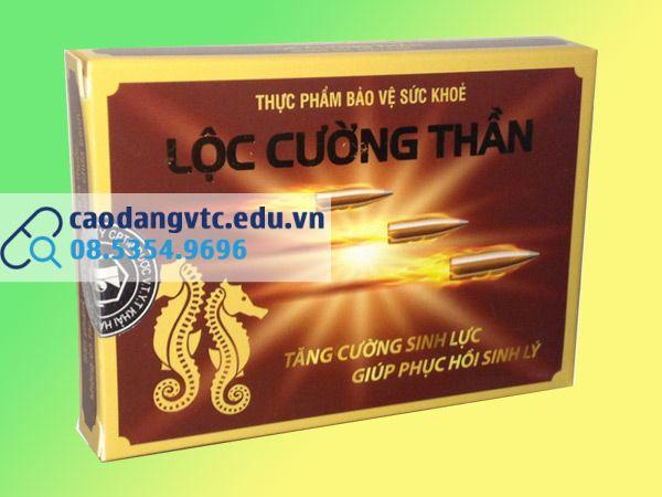 Hình ảnh hộp sản phẩm Lộc Cường Thần