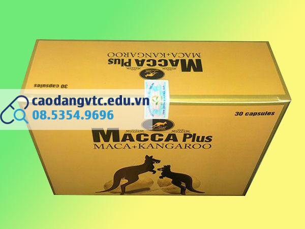 Macca Plus giúp cánh mày râu thêm tự tin chốn phòng the