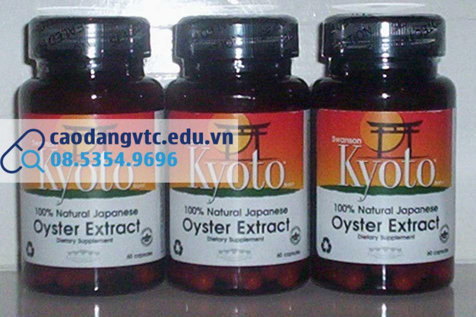 Oyster Extract Swanson giúp cải thiện sinh lý cho phái mạnh